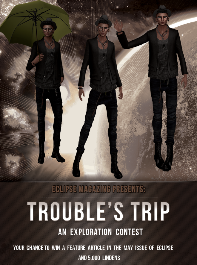 troubles trip add